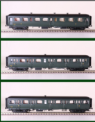 LS Models 40325 Express Nord Coach Pack